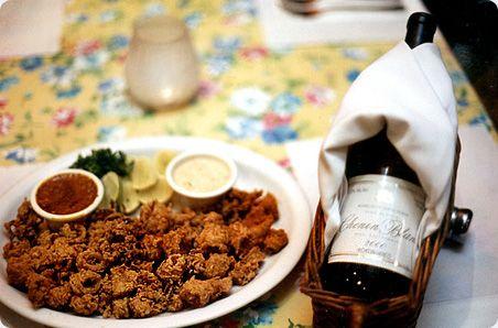Gastronomia de Iquique