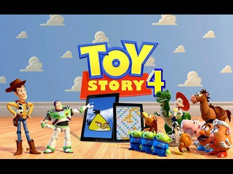 Toy Story 4 Full Movie (HD) ✰✰ Disney Toy Story in English ✰✰ Best Carto...