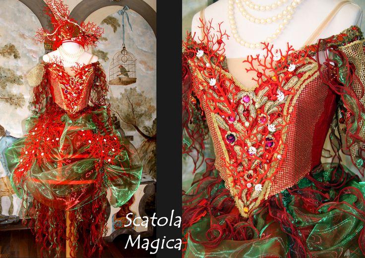 Corsetto e gabbietta fantasia by Scatola Magica