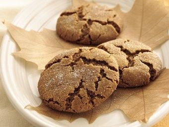 Best-Ever Chewy Gingerbread Cookies recipe from Betty Crocker. Mom does not use all spice, or brown sugar.