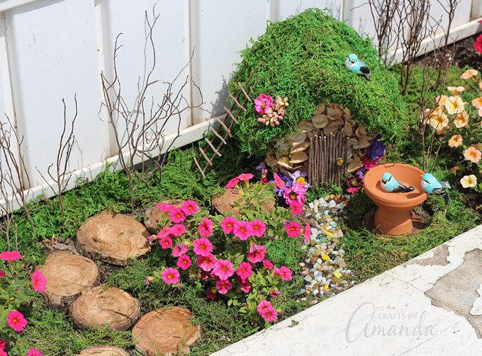 Best 25 create a fairy ideas on pinterest fairy garden - How to start a mini garden ...