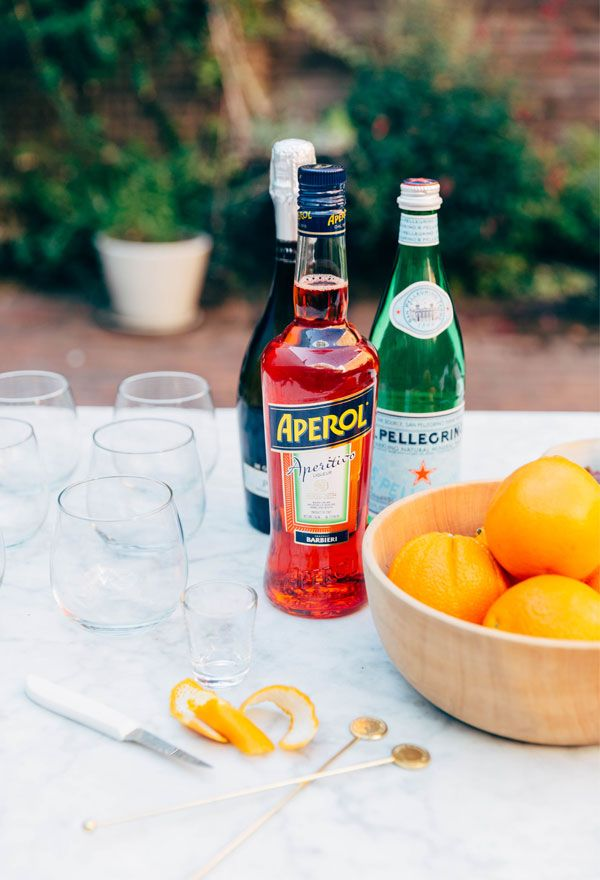 A Delicious Welcome to Fall with Aperol! - Apartment34