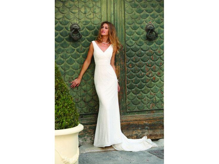 Simpele trouwjurk - Assepoester Feestkleding
