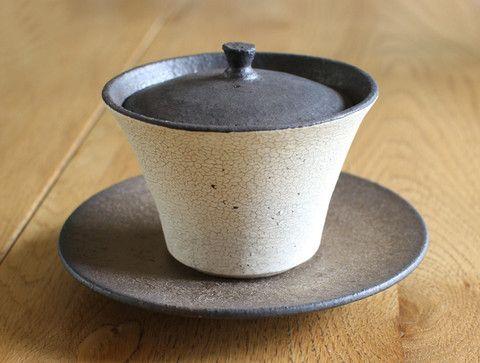 Hibi Kesho Tea Cup with Lid