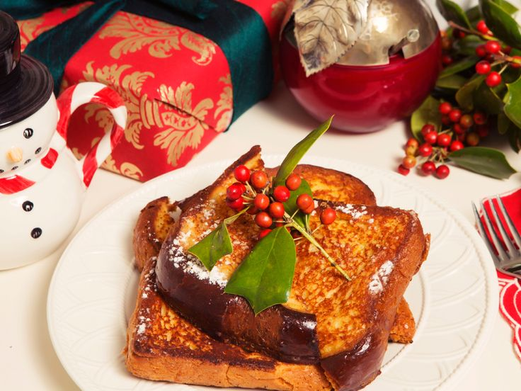 EGGNOG FRENCH TOAST #worldofAERIN
