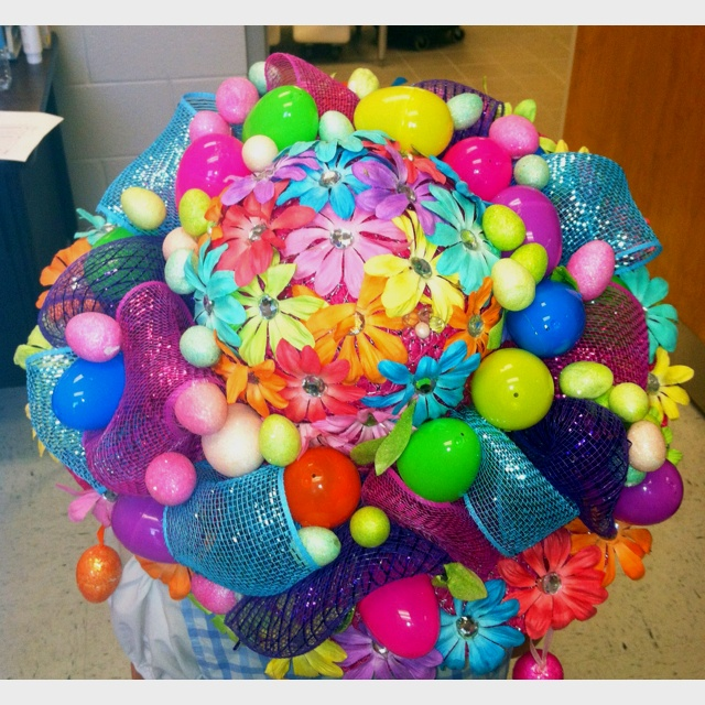 """Creative Easter Hat"""