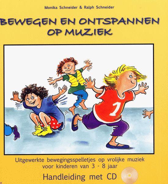 bol.com | Bewegen en ontspannen op muziek + CD, M. Schneider & R. Schneider | Boeken...