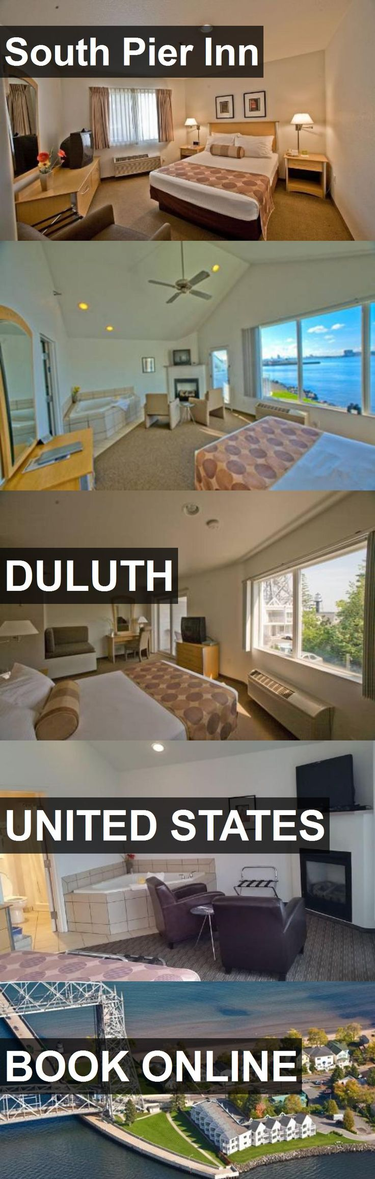 Hotel South Pier Inn in Duluth, United States. For more information, photos, reviews and best prices please follow the link. #UnitedStates #Duluth #travel #vacation #hotel
