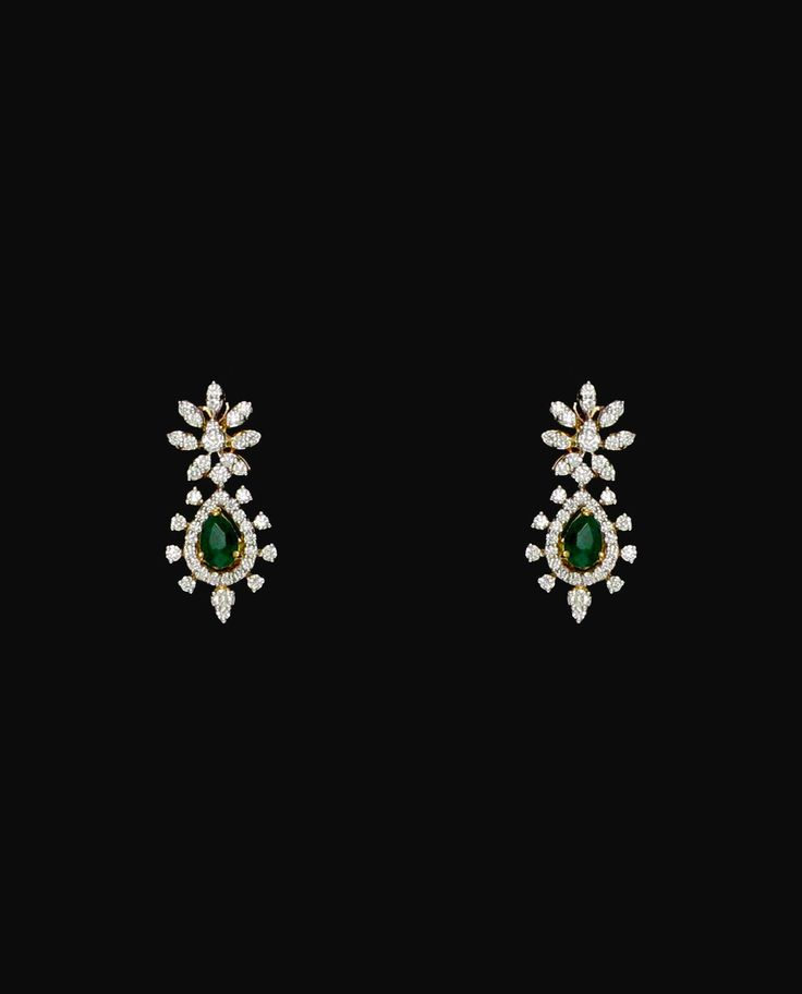 Diamond Earring - Earrings - Diamond Jewelry