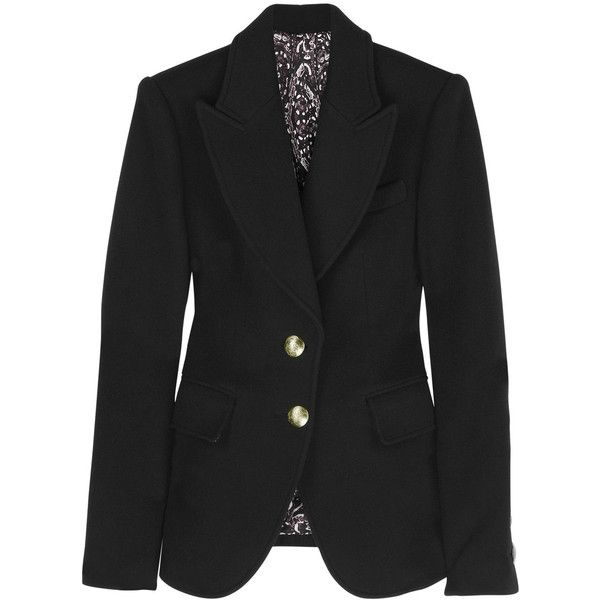 Thomas Wylde Side Winder jacket (20.495 ARS) ❤ liked on Polyvore featuring outerwear, jackets, blazer, coats & jackets, coats, blazer jacket, tailored jacket, tailored blazer, snakeskin print jacket and snake print jacket