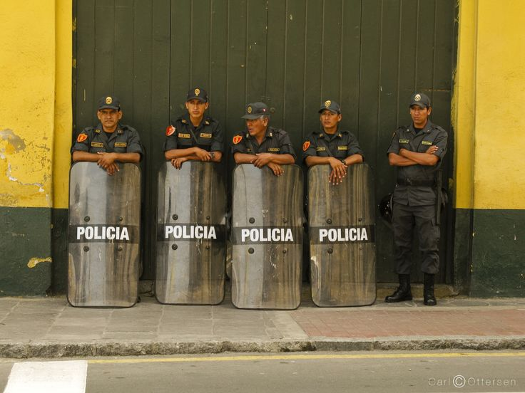 All on Guard in Lima by Carl Ottersen on 500px