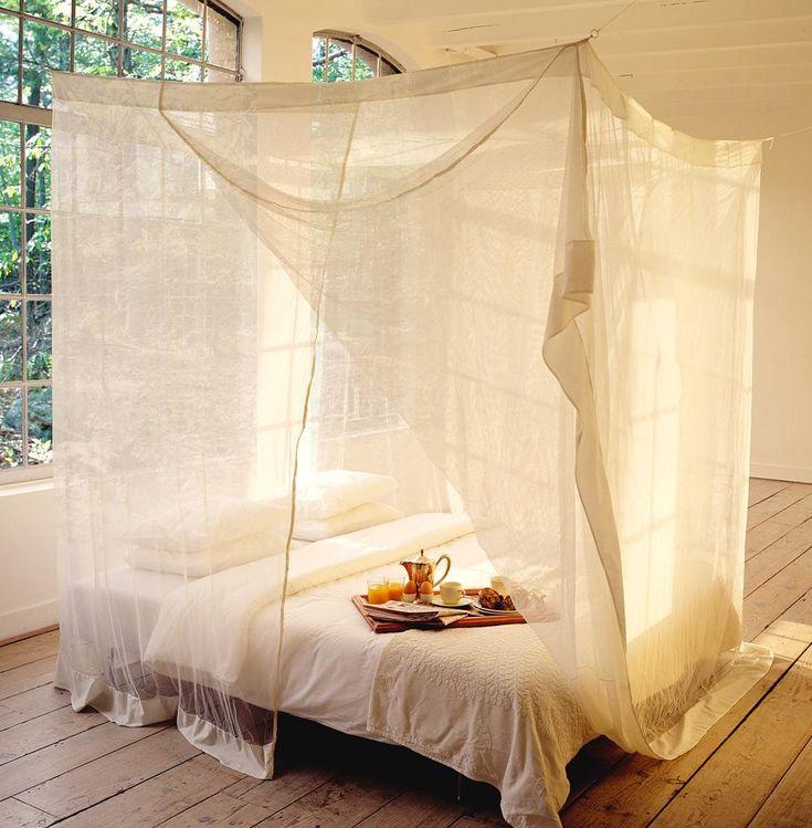 les 25 meilleures id es de la cat gorie moustiquaire sur pinterest moustiquaire pour lit. Black Bedroom Furniture Sets. Home Design Ideas
