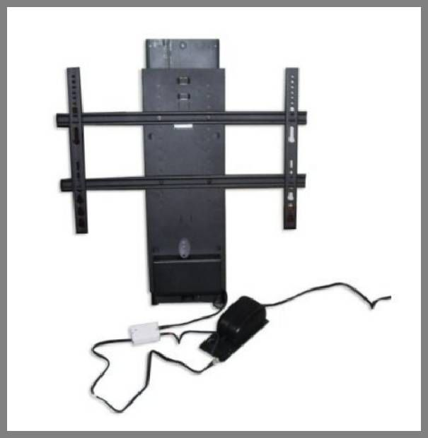 lcd tv lift mechanism