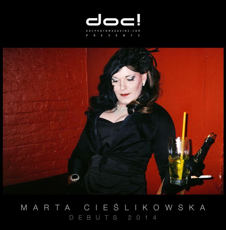 doc! photo magazine & contra doc! present: DEBUTS -> Marta Cieślikowska