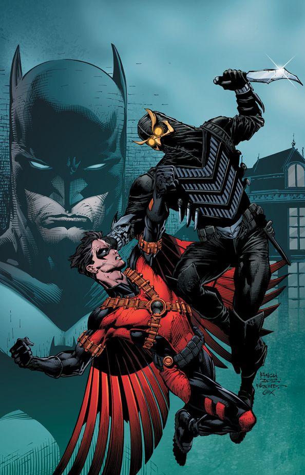 New 52 Batman Family | DC Comics The New 52 - Batman: The Dark Knight