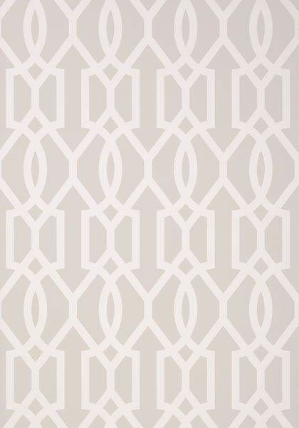 Downing Gate #wallpaper and #fabric in Grey from the Resort Collection by #Thibaut