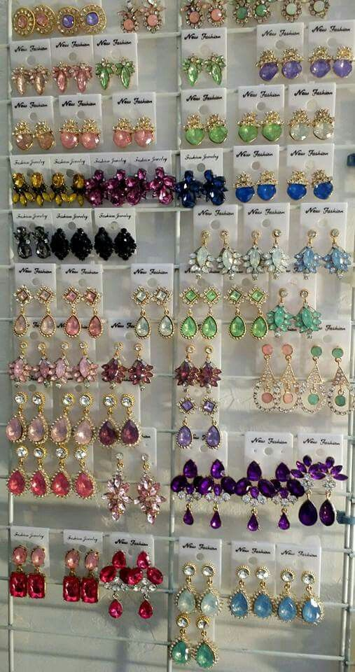 Hmong people like to wear these ear rings