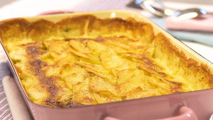 Das beste Kartoffelgratin, ein raffiniertes Rezept aus der Kategorie Vegetarisch. Bewertungen: 1.162. Durchschnitt: Ø 4,5.