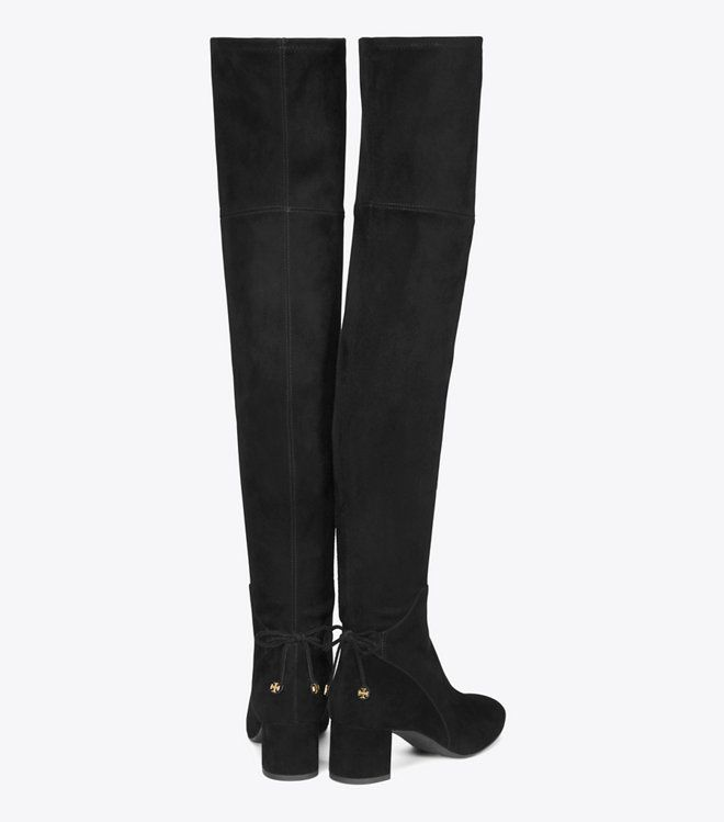 9b0b7a6f069 Tory Burch Laila Suede Over-the-knee Boot   Women s View All