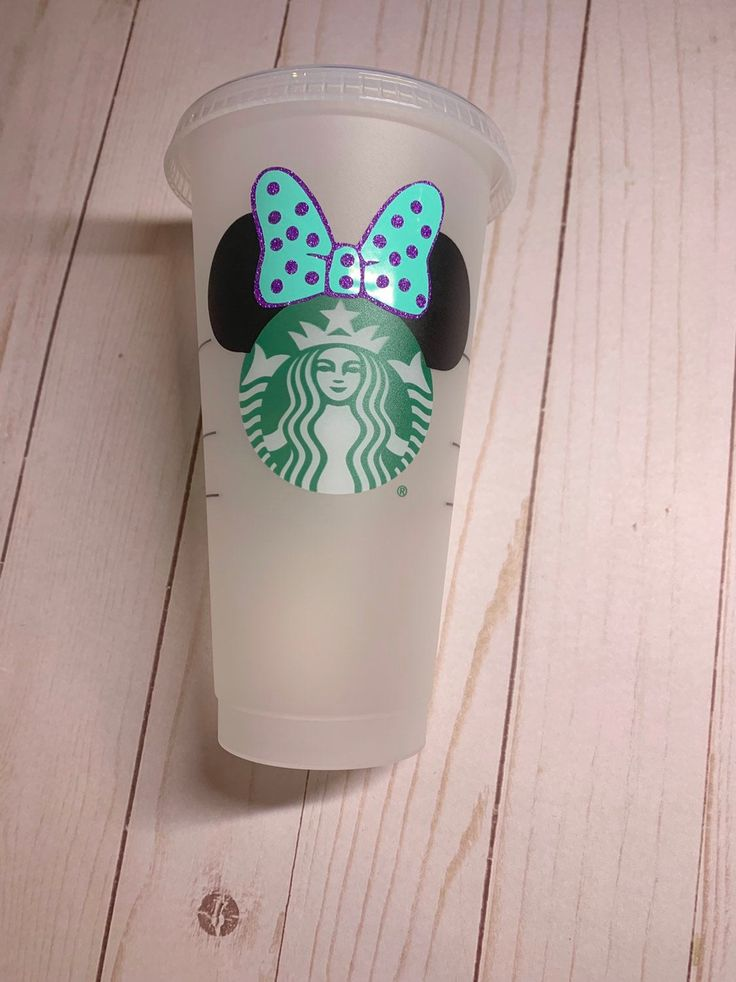 Reusable cup with name, reusable iced coffee cup, reusable