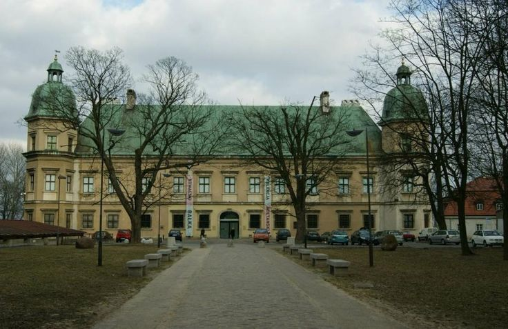 62. Matteo Castelli, zamek (a właściwie pałac) w Ujazdowie. Kostium obronności. Barok wazowski.