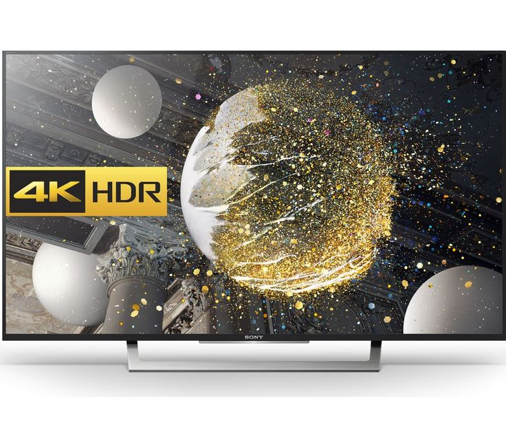 """SONY  BRAVIA KD49XD8305BU Smart 4K Ultra HD HDR 49"""" LED TV Price: £ 899.00 Top features: - 4K HDR technology provides stunning colour and detail - Upgraded to Android M Smart TV, you'll be able to get an even better entertainment experience - 4K X-Reality PRO and Dynamic Contrast for vibrant viewing - Crafted stand means it looks great in any room 4K HDR technology HDR means High Dynamic..."""