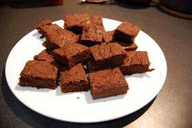go to brownie recipie