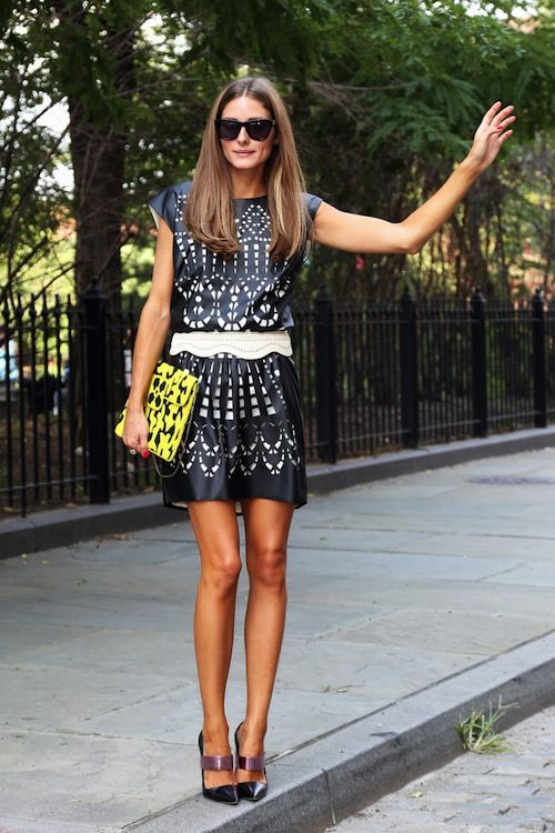 Olivia Palermo does it again.
