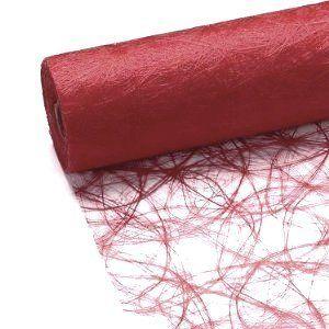 25 m x 30 cm Sizoweb® Vlies Original Tischband Tischläufer rot für Hochzeit, Weihnachten, ... von Tisch-Deko, http://www.amazon.de/dp/B00E59TSOG/ref=cm_sw_r_pi_dp_GYs1sb0T73FKY