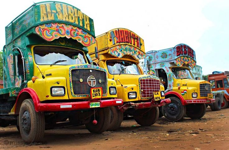 Rickshaw Food Truck Dc