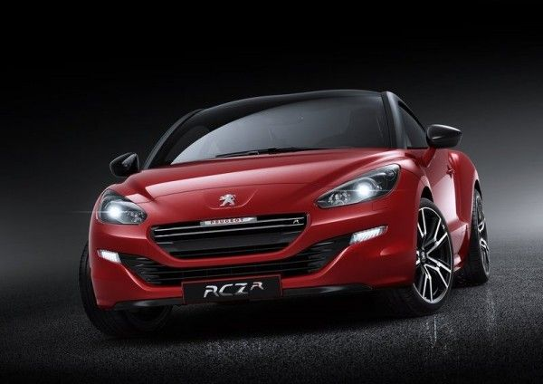 2014 Peugeot RCZ R Changes 600x424 2014 Peugeot RCZ R Review Details