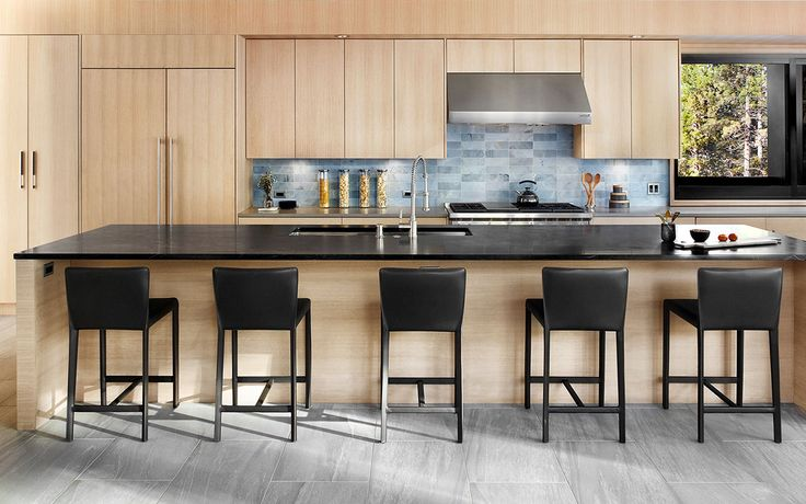 Seattle Contemporary Kitchen Cabinet Makers