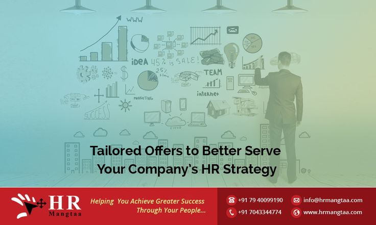 Tailored offer to better serve your companyu0027s HR strategy HR - hr strategy