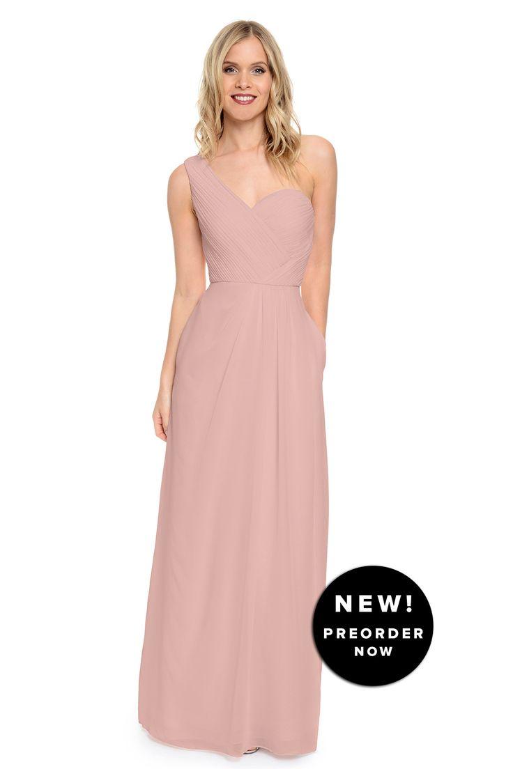 Mejores 21 imágenes de Bridesmaid dresses en Pinterest | Damas de ...