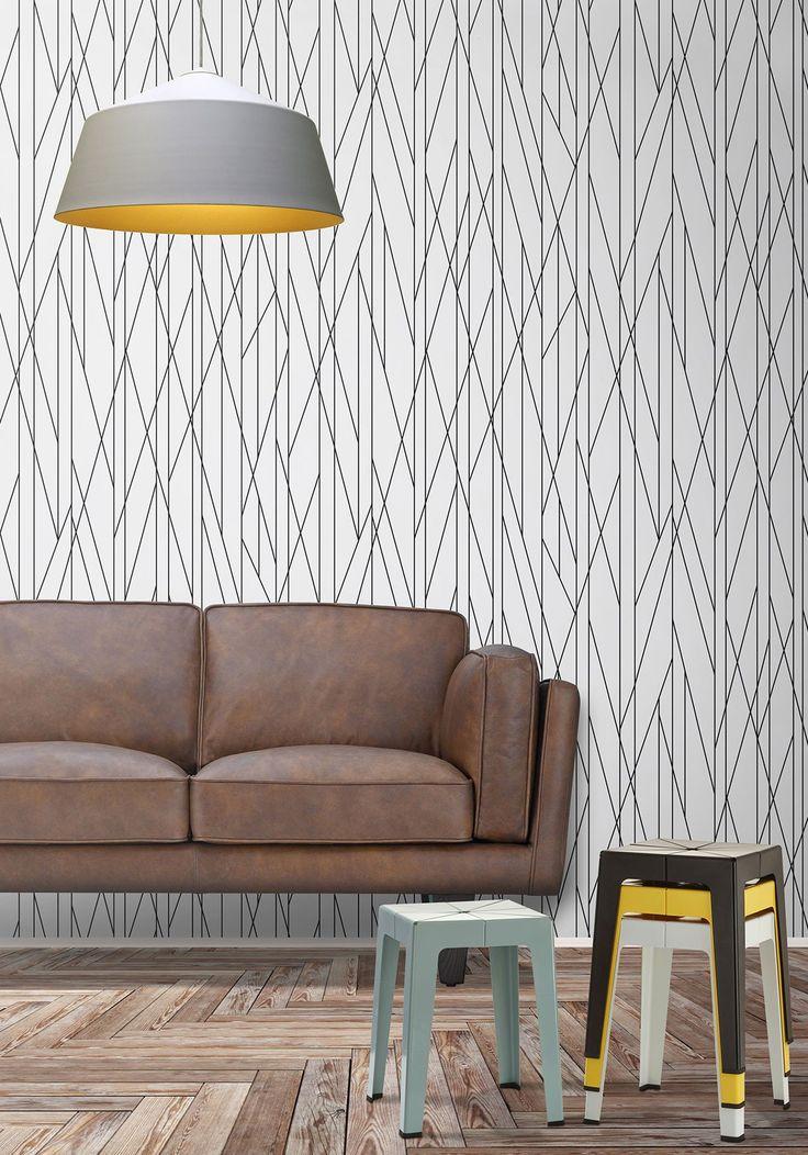822 best home design: wallpaper images on Pinterest | Graham brown ...