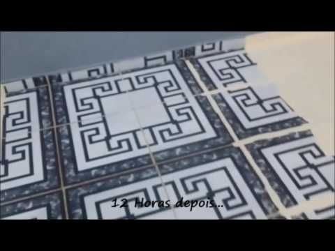 Como usar Tinta Epox / diário da mini reforma 2 - YouTube