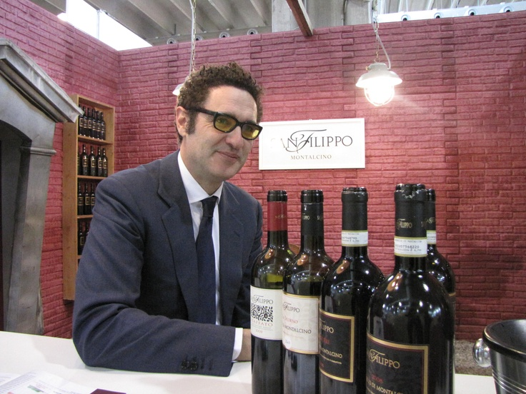 Roberto Giannelli #brunellodimontalcino San Filippo
