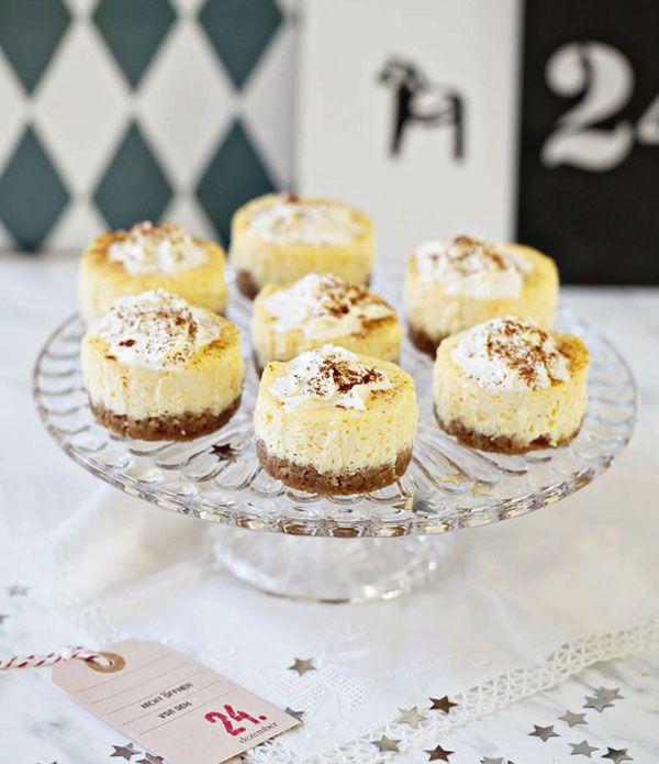 Rezept: Kleine Spekulatius-Cheesecakes-amicella