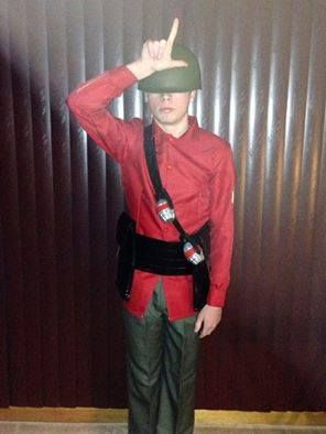 Cosplay Reviews - Team Fortress 2 Soldier Cosplay Costume