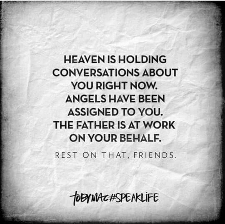 #PostPositiveJuly  Hebrews 13:2, Hebrews 12:22, Romans 8:34, Matthew 10:16-20, Psalm 91, Isaiah 41
