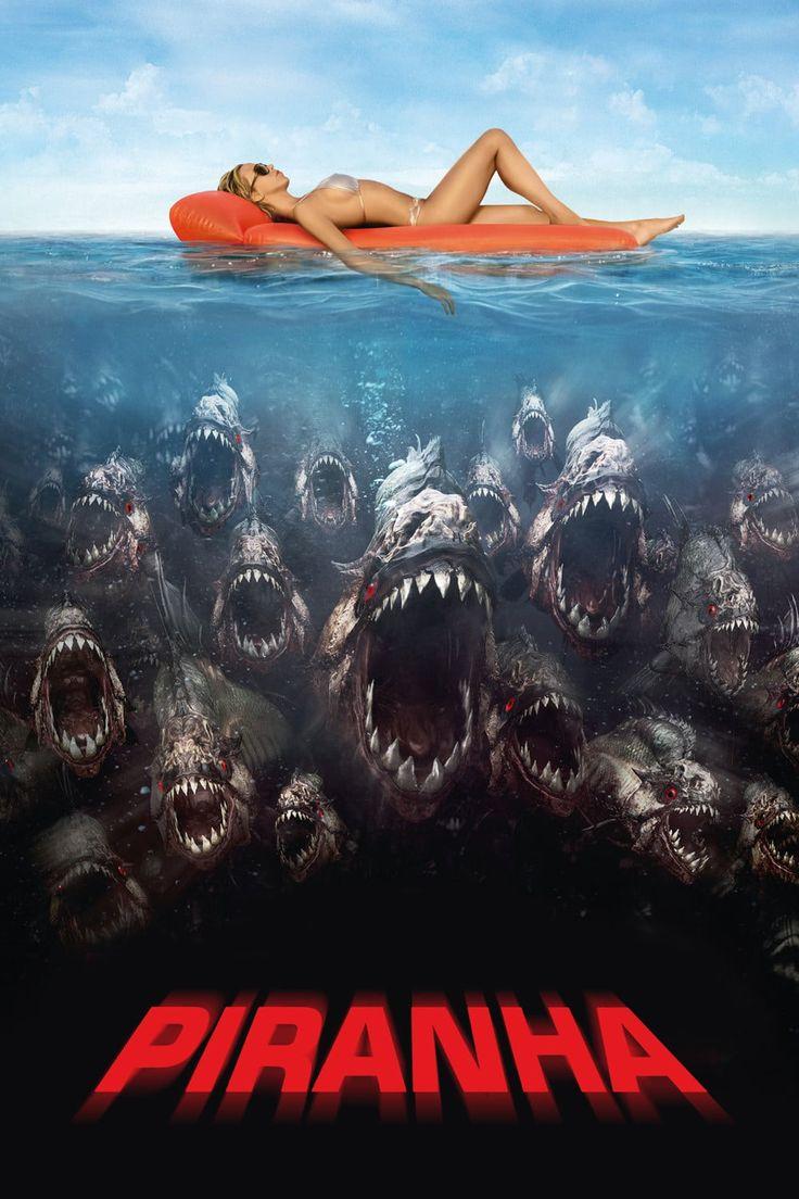Piranha 3D Movie Poster http://ift.tt/2DBhmvO