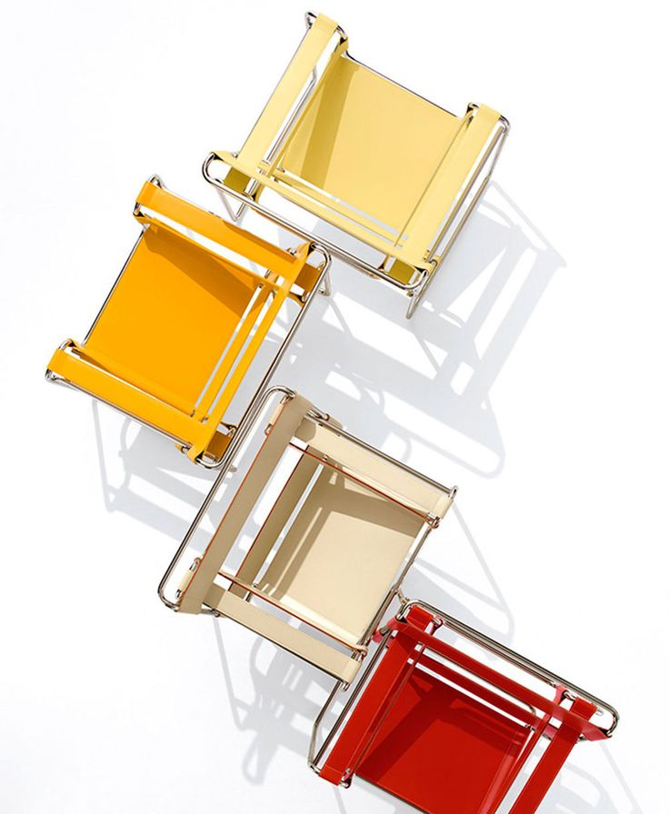 Knoll | Wassily Chair | Colours | Marcel Breuer | Design | Furniture