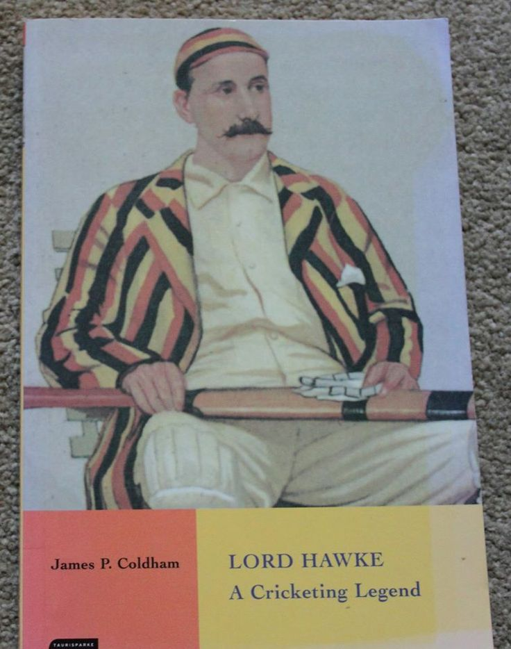 Lord Hawke Biography