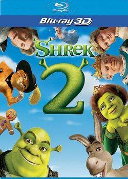 Shrek 2 - 2004 BluRay 3D HSBS 1080p DuaL TR-ENG