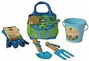 Childrens' gardening tools