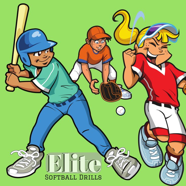 An article designed to help coaches turn monotonous and boring exercises into competitive and fun softball drills for an elite team.