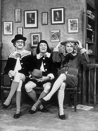 Bob Hope, Steve Allen, Jack Paar C. 1961