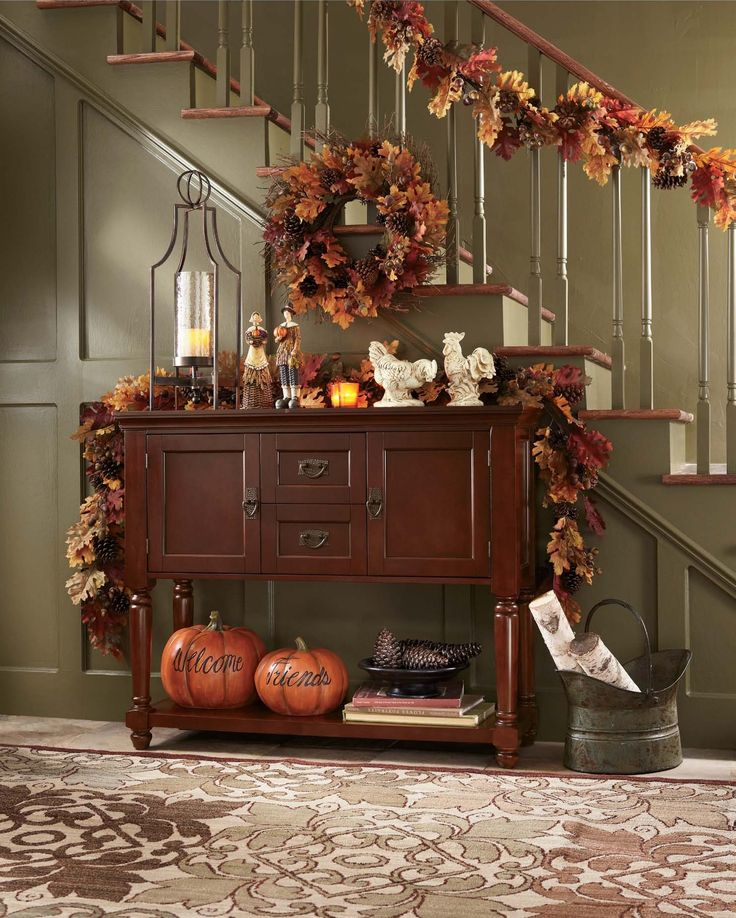 Fall Decorating Ideas On Pinterest For Your Hallway: Best 25+ Foyer Table Decor Ideas On Pinterest