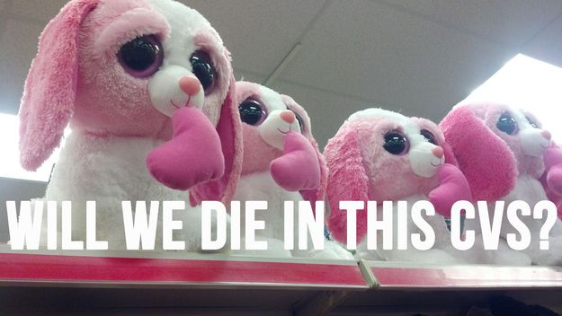 cvs valentines day stuffed animals