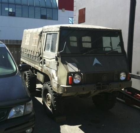 PINZGAUER - $10000 for sale craigslist Vancouver BC